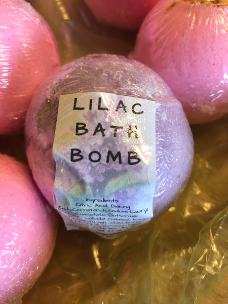 Bath Bombs Bath Bomb - Fisher Soap Company, LLC