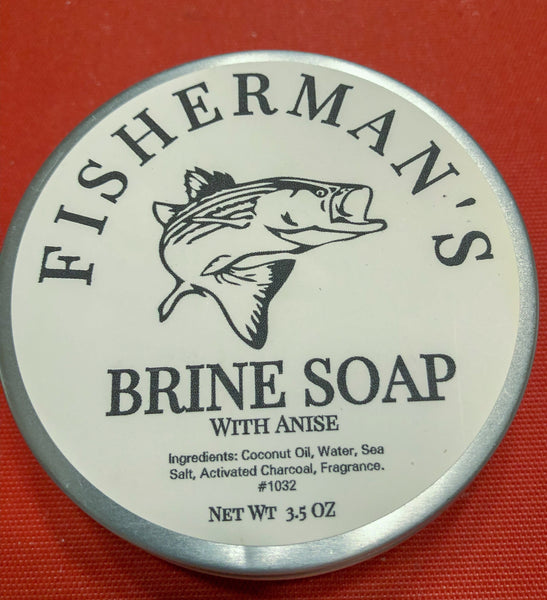 Fisherman's Soap, Fisherman's Brine Soap Brine Soap - Fisher Soap Company, LLC