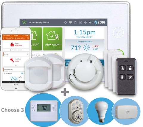 Advanced Smart Home