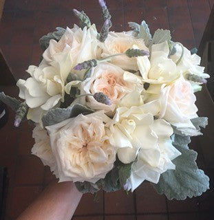 Mixed Bridal Bouquet