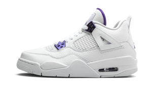 "Air Jordan 4 Retro GS ""Metallic Purple"""