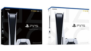 Sony PS5 PlayStation 5 Blu-Ray Edition Console