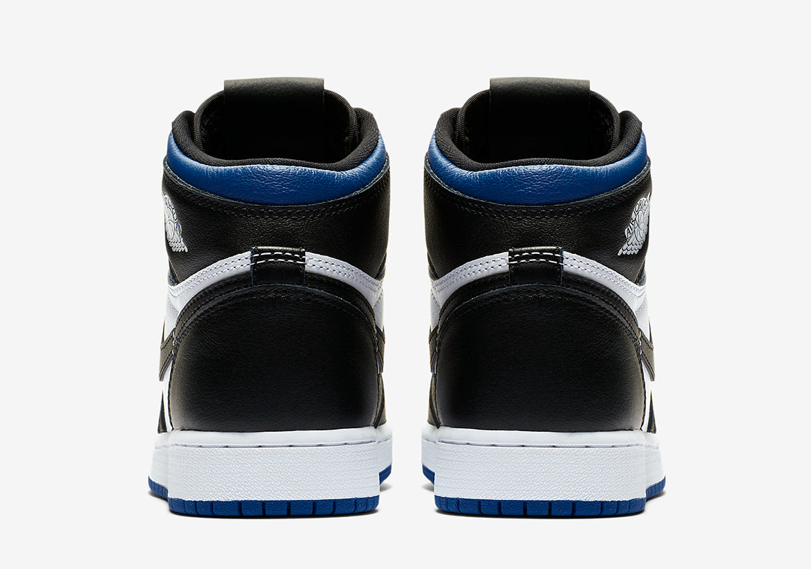 "Air Jordan 1 Retro High OG GS ""Royal Toe"""