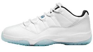 "Air Jordan 11 Low ""Legend Blue"" MEN/GS PRE ORDER 2021"