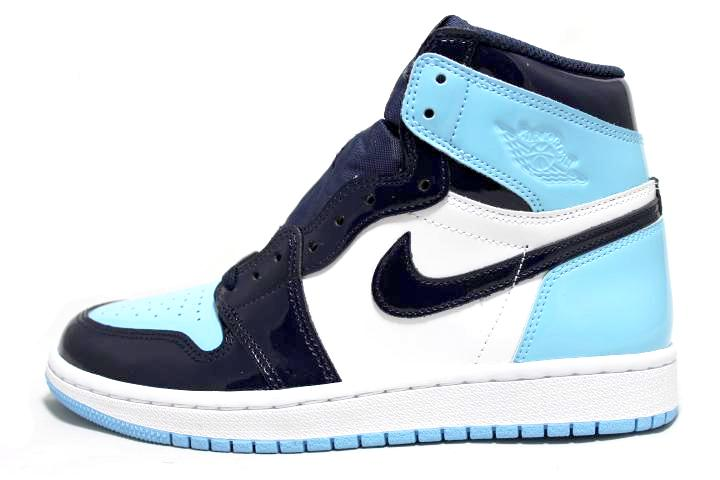 Air Jordan 1 Retro High OG Crimson -WMNS Air Jordan 1 Retro UNC- UNC Jordan 1- Jordan 1 UNC- Retro 1 - UNC 1s -Jordan 1 for sell- Jordan 1 for Sale- AJ1- UNC Jordan Ones- UNC Jordan 1- UNC Jordans- Patent Leather UNC 1s-Womens UNC 1