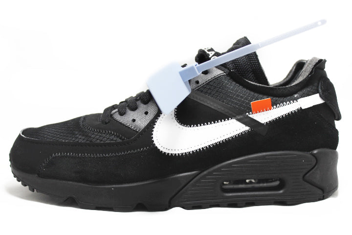 OFF-WHITE x Nike Air Max 90 Black 2019