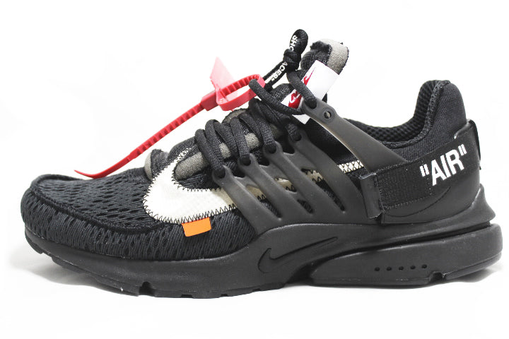 newest collection 47bae 5aa13 OFF-WHITE x Nike Air Presto Black 2018