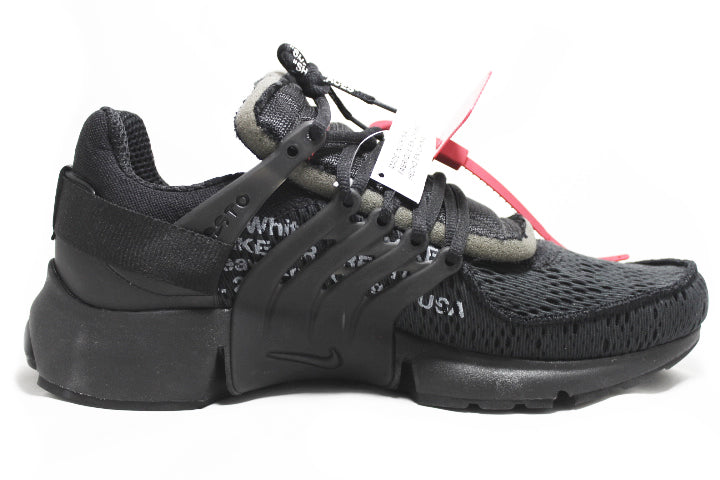 OFF-WHITE x Nike Air Presto Black 2018