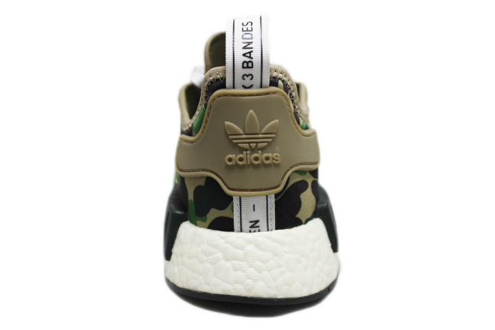 KICKCLUSIVE - Adidas for sale - NMD R1 Olive Camo - Bape Olive Camo - Adidas Olive Camo -4