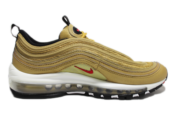 KICKCLUSIVE-Air Max 97 For Sale - AM 97 Metallic Gold -97-Metallic Gold-Metallic Gold Air Maxes-Ninety Seven Air Maxes- AM97 Metallic Gold- Metallic Gold Air Max's For Sale-3