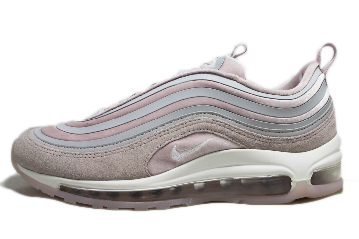 KICKCLUSIVE-Air Max 97 For Sale - AM 97 Velvet Particle Rose -97-Velvet Particle Rose-Velvet Particle Rose Air Maxes-Ninety Seven Air Maxes- AM97 Velvet Particle Rose- WMNS 97 - WMNS Velvet Particle Rose- WMNS Air Max-1