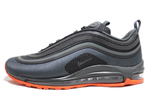 KICKCLUSIVE-Air Max 97 For Sale - AM 97 Anthracite Orange -97-Anthracite Orange-Anthracite Orange Air Maxes-Ninety Seven Air Maxes- AM97 Anthracite Orange-1