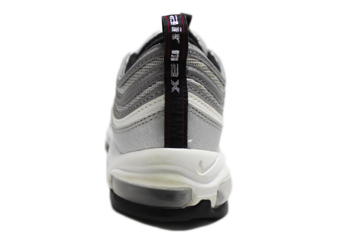 KICKCLUSIVE-Air Max 97 For Sale - AM 97 Metallic Silver -97-Metallic Silver-Metallic Silver Air Maxes-Ninety Seven Air Maxes- AM97 Metallic Silver - Metallic Silver 97 For Sale -4
