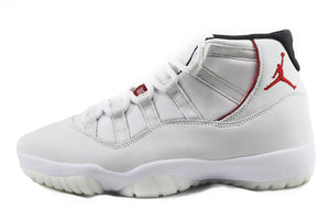 "Air Jordan 11 Retro Low ""Platinum Tint"""