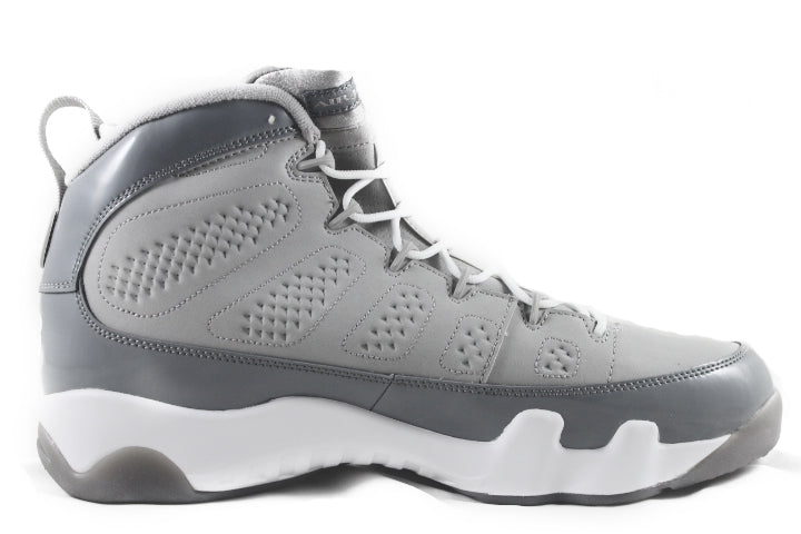 Air Jordan 9 Retro Cool Grey- Cool Grey 9- Jordan 9 Cool Grey- Retro 9-Cool Grey 9s -Jordan 9 for sell- Jordan 9 for Sale- AJ9- Cool Grey Nines-Cool Grey Jordan 9- Cool Grey