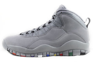 Air Jordan 10 Retro Cool Grey-Cool Grey 10- Jordan 10 Cool Grey- Retro 10-Cool Grey 10s -Jordan 10 for sell- Jordan 10 for Sale- AJ10- Cool Grey Tens-Cool Grey Jordan 10- Cool Grey Jordans
