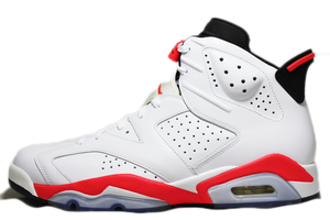 "Air Jordan 6 Retro ""Infrared"" White 2014"