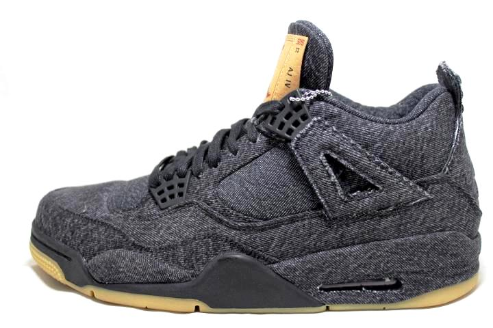 Air Jordan 4 Retro Levi's BLACK-Air Jordan 4 Retro Levi's BLACK- BLACK Levi's 4- Jordan 4 Levi's -Retro 4- Levi's 4s -Jordan 4 for sell- BLACK Jordan 4 for Sale- AJ4- BLACK Levi's Jordan Fours- Levi's Jordan 4- Levi's Jordans