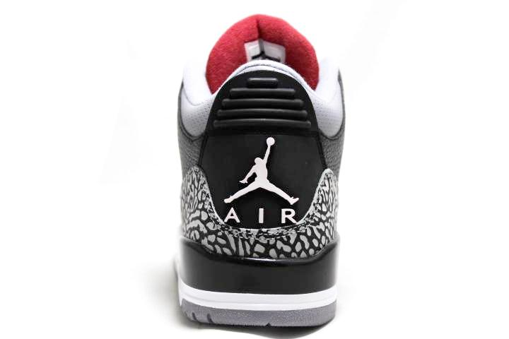 "Air Jordan 3 Retro ""Black Cement"" 2011"