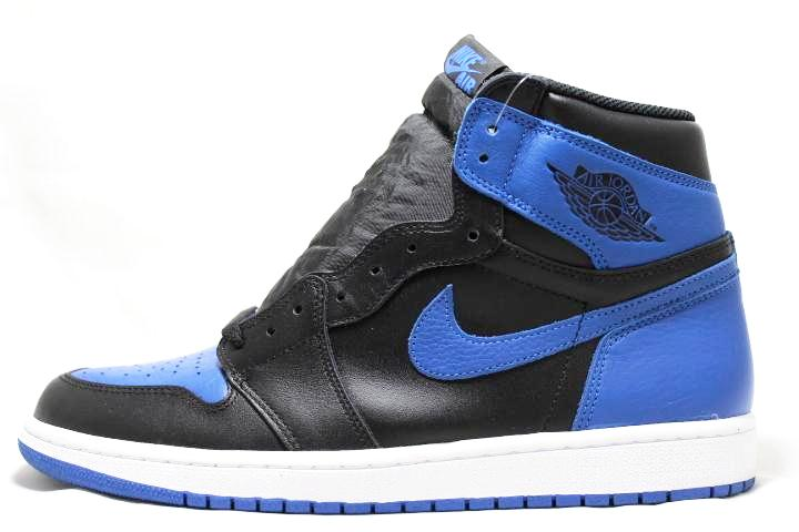 "Air Jordan 1 Retro High OG ""Royal"" 2017"