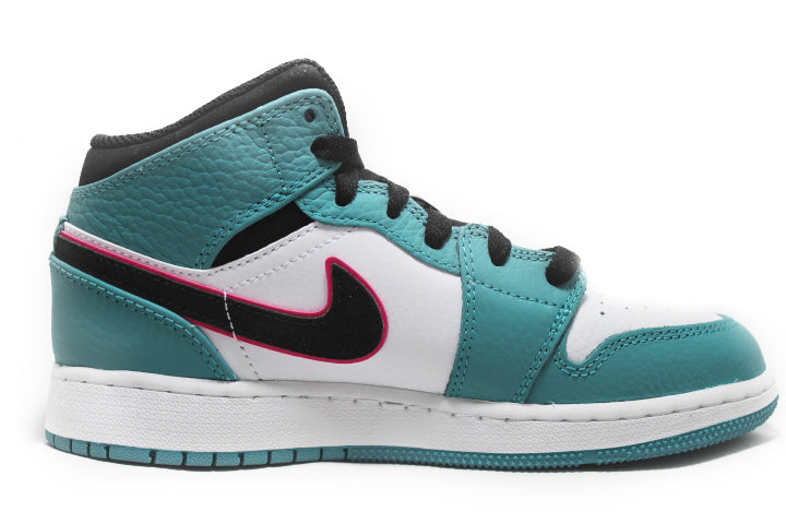 KICKCLUSIVE - Air Jordan 1 Retro High OG South Beach -Air Jordan 1 Retro South Beach- South Beach Jordan 1- Jordan 1 South Beach - Retro 1 - South Beach 1s -Jordan 1 for sell- Jordan 1 for Sale- AJ1- South Beach Jordan Ones- South Beach Jordan 1- South Beach Jordans - GS Air Jordans - Jordan 1 GS - 1s GS - AJGS1's -3