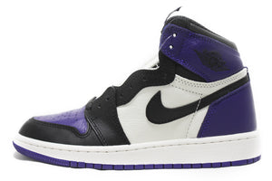 KICKCLUSIVE - Air Jordan 1 Retro High OG Court Purple -Air Jordan 1 Retro Court Purple- Court Purple Jordan 1- Jordan 1 Court Purple- Retro 1 - Court Purple 1s -Jordan 1 for sell- Jordan 1 for Sale- AJ1- Court Purple Jordan Ones- Court Purple Jordan 1- Court Purple Jordans - GS Air Jordans - Jordan 1 GS - 1s GS - AJGS1's -1
