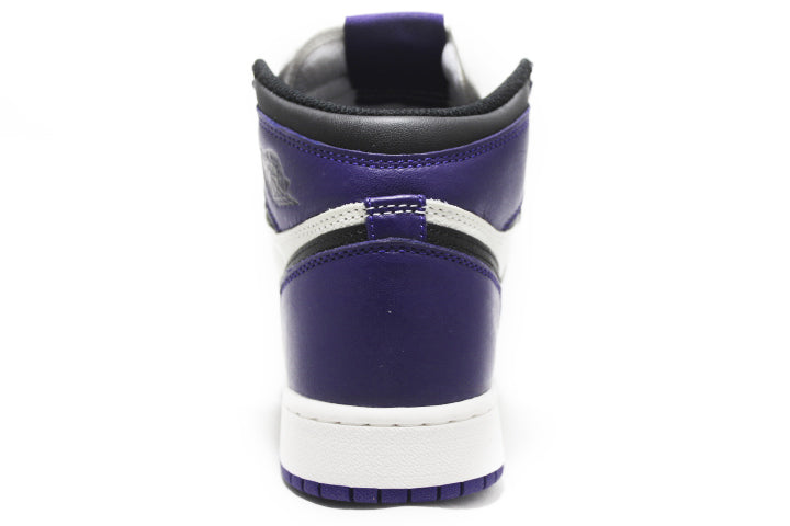 KICKCLUSIVE - Air Jordan 1 Retro High OG Court Purple -Air Jordan 1 Retro Court Purple- Court Purple Jordan 1- Jordan 1 Court Purple- Retro 1 - Court Purple 1s -Jordan 1 for sell- Jordan 1 for Sale- AJ1- Court Purple Jordan Ones- Court Purple Jordan 1- Court Purple Jordans - GS Air Jordans - Jordan 1 GS - 1s GS - AJGS1's -4