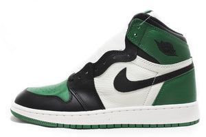 KICKCLUSIVE - Air Jordan 1 Retro High OG Pine Green -Air Jordan 1 Retro Pine Green- Pine Green Jordan 1- Jordan 1 Pine Green- Retro 1 - Pine Green 1s -Jordan 1 for sell- Jordan 1 for Sale- AJ1- Pine Green Jordan Ones- Pine Green Jordan 1- Pine Green Jordans - GS Air Jordans - Jordan 1 GS - 1s GS - AJGS1's -1