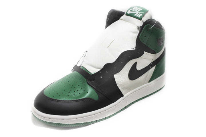 KICKCLUSIVE - Air Jordan 1 Retro High OG Pine Green -Air Jordan 1 Retro Pine Green- Pine Green Jordan 1- Jordan 1 Pine Green- Retro 1 - Pine Green 1s -Jordan 1 for sell- Jordan 1 for Sale- AJ1- Pine Green Jordan Ones- Pine Green Jordan 1- Pine Green Jordans - GS Air Jordans - Jordan 1 GS - 1s GS - AJGS1's -2
