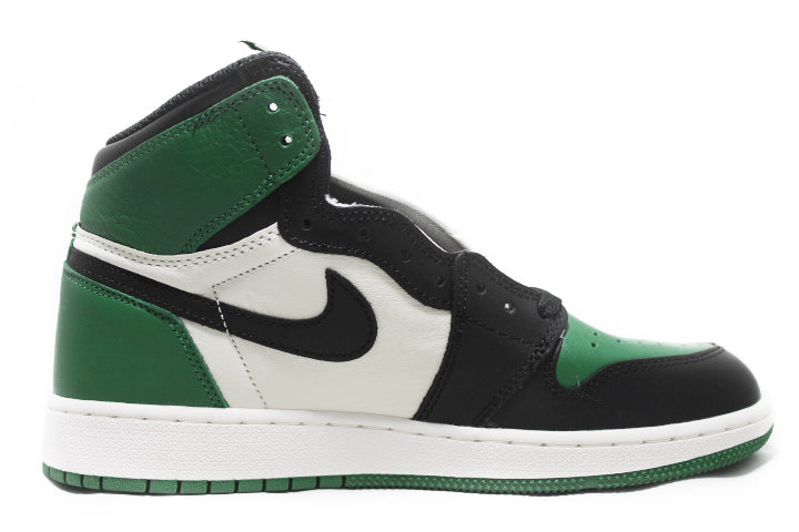 KICKCLUSIVE - Air Jordan 1 Retro High OG Pine Green -Air Jordan 1 Retro Pine Green- Pine Green Jordan 1- Jordan 1 Pine Green- Retro 1 - Pine Green 1s -Jordan 1 for sell- Jordan 1 for Sale- AJ1- Pine Green Jordan Ones- Pine Green Jordan 1- Pine Green Jordans - GS Air Jordans - Jordan 1 GS - 1s GS - AJGS1's -4