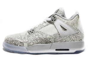 KICKCLUSIVE - Air Jordan 4 Retro Anniversary Laser -Air Jordan 4 Retro Anniversary Laser-Anniversary Laser 4- Jordan 4 Anniversary Laser -Retro 4- Anniversary Laser 4s -Jordan 4 for sell- Jordan 4 for Sale- AJ4- Anniversary Laser Jordan Fours- Anniversary Laser Jordan 4- Anniversary Laser Jordans - GS Laser - AJ4 Laser GS - Gs AJ4-1