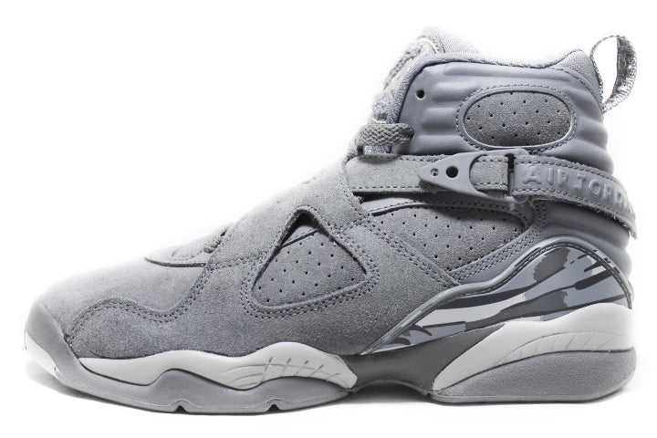 KICKCLUSIVE - Air Jordan 8 Cool Grey- 8 Cool Grey 8- Jordan 8 8 Cool Grey- Retro 8-8 Cool Grey 8s -Jordan 8 for sell- Jordan 8 for Sale- AJ8- 8 Cool Grey Eights-8 Cool Grey Jordan 8- 8 Cool Grey Jordans - AJ8 GS - Cool Grey GS - GS Jordans -1