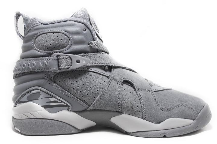 KICKCLUSIVE - Air Jordan 8 Cool Grey- 8 Cool Grey 8- Jordan 8 8 Cool Grey- Retro 8-8 Cool Grey 8s -Jordan 8 for sell- Jordan 8 for Sale- AJ8- 8 Cool Grey Eights-8 Cool Grey Jordan 8- 8 Cool Grey Jordans - AJ8 GS - Cool Grey GS - GS Jordans -3