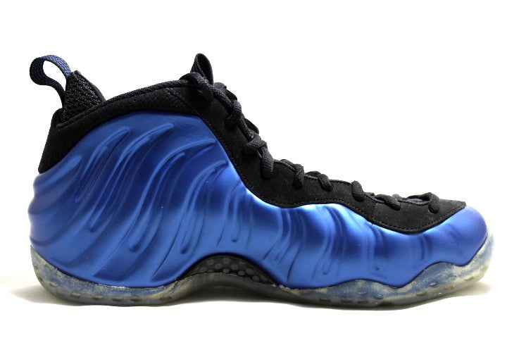 Men s Air Foamposite One PRM Blue Mirror from Nike Grailed