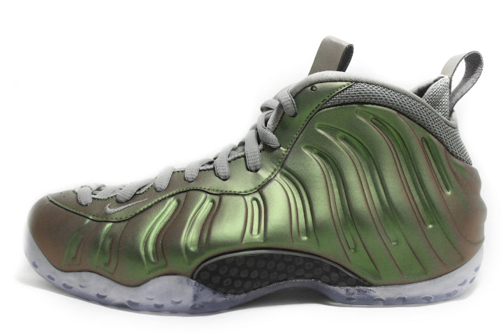"WMNS Air Foamposite One ""Green Shine/ Iridescent"""