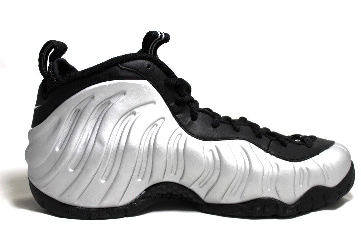 "Air Foamposite Pro ""Metallic Silver"""