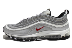 "Air Max 97 ""Metallic Silver"""