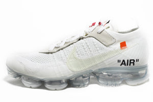 OFF-WHITE x Nike Air Vapormax WHITE 2018