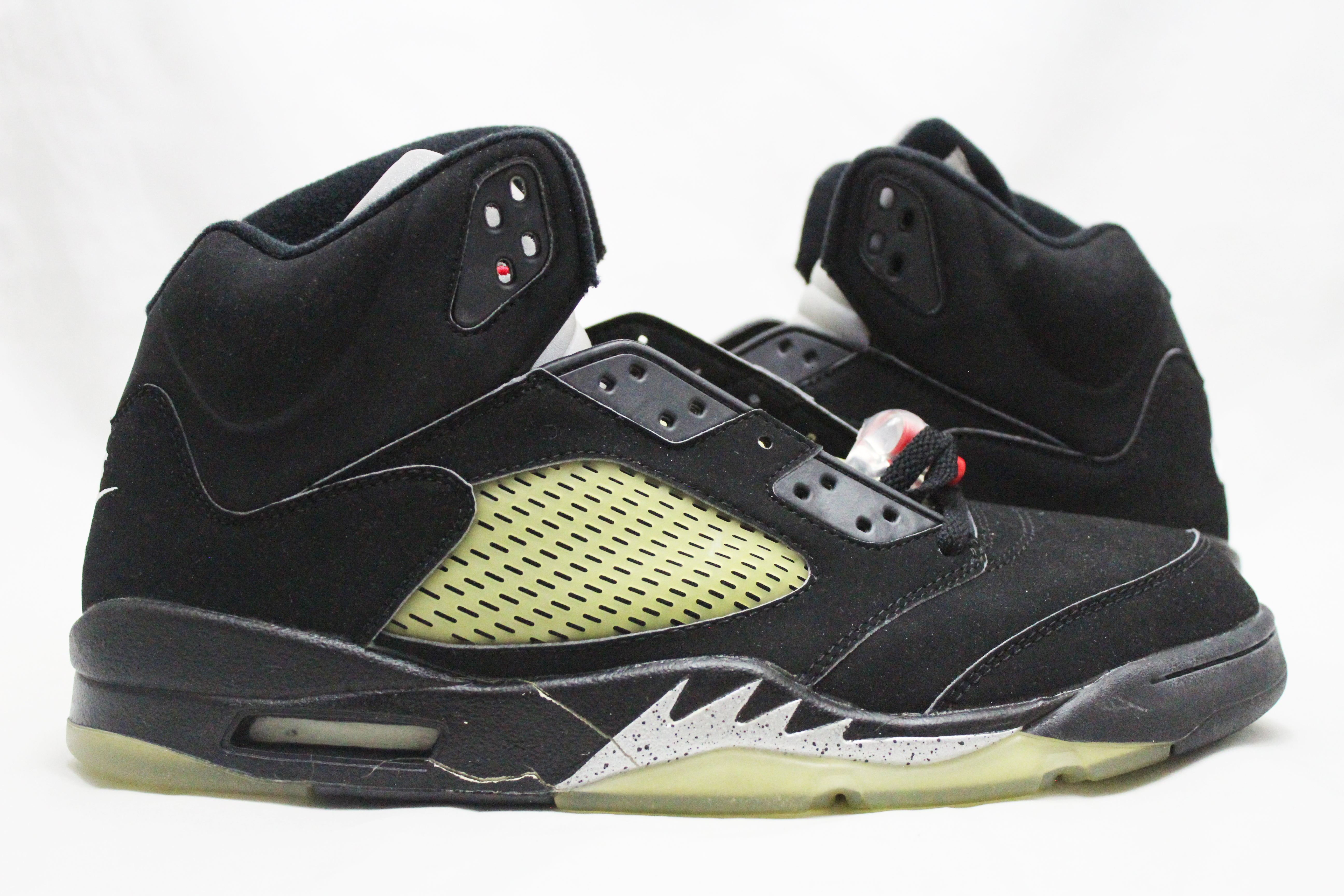 "Air Jordan 5 Retro ""Black Metallic **VINTAGE**"