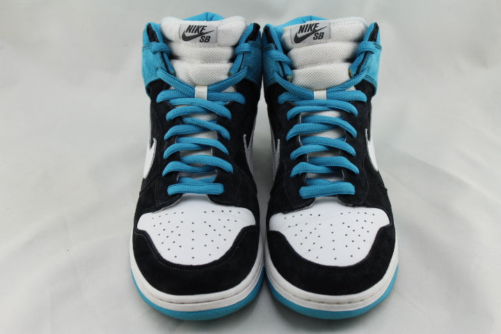 "Nike SB Dunk High ""Send Help"" Size 12 PRE-OWNED*"
