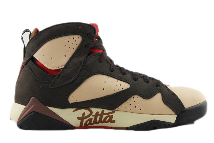 "PATTA x Air Jordan 7 Retro ""Shimmer"""