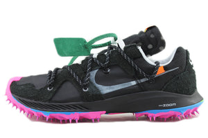 WMNS OFF-WHITE x Nike Zoom Terra Kiger 5 BLACK