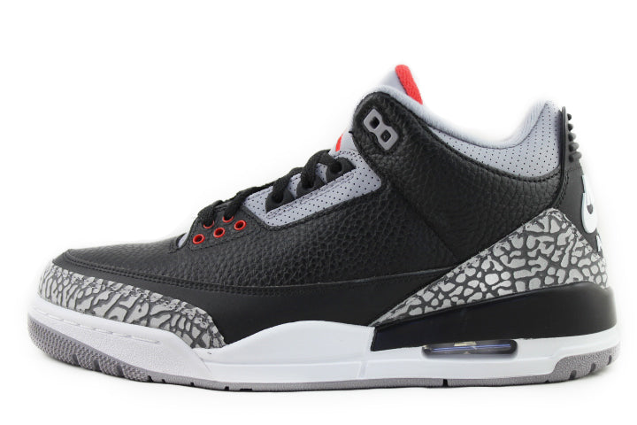 new concept 6f96a 6862a Air Jordan 3 Retro