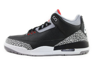"Air Jordan 3 Retro ""Black Cement"" 2018"
