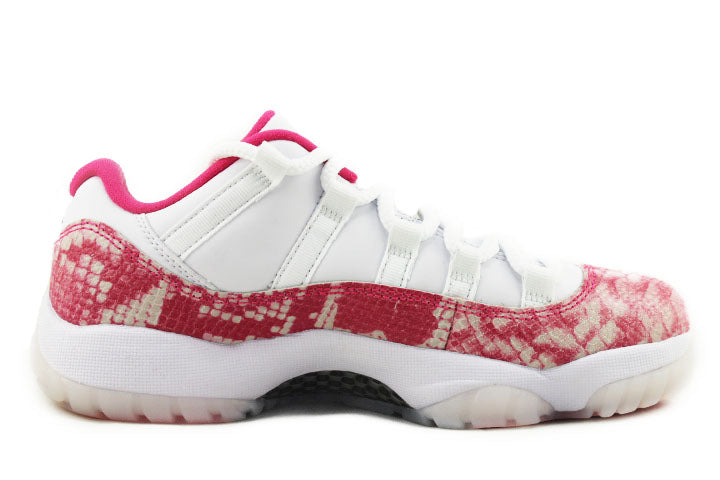 "WMNS Air Jordan 11 Retro Low ""Pink Snakeskin"" 2019"