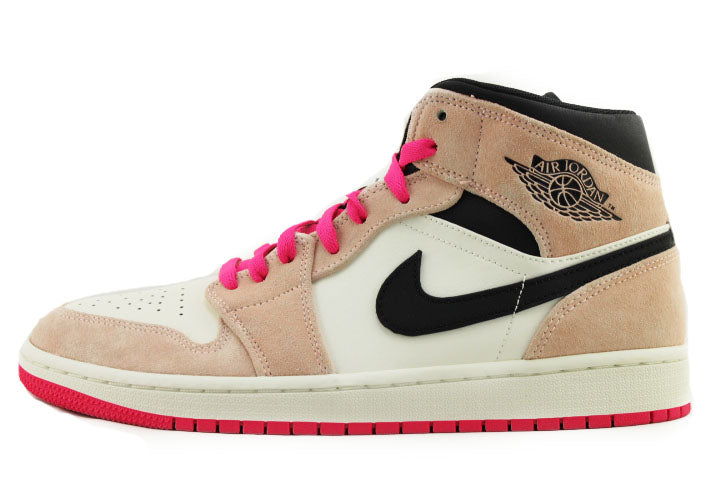 "Air Jordan 1 Retro Mid SE ""Crimson Tint"""
