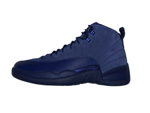 Jordan Retro 12 DEEP ROYAL BLUE size 9 *PRE-OWNED*