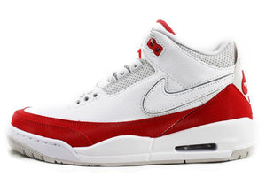 "Air Jordan 3 Retro Tinker ""White University Red"""