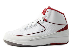 "Air Jordan 2 Retro GS ""Chicago"" (No Box*)"