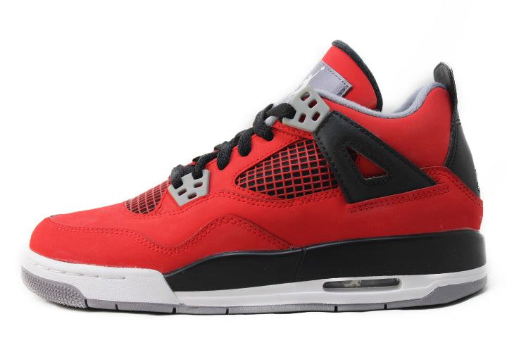 "Air Jordan 4 Retro GS ""Toro"" (*No Box)"